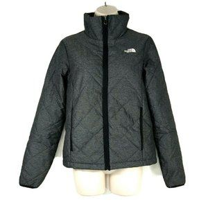 The North Face Full Zip Quilted Jacket Size XS